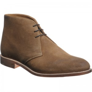 Ilford rubber-soled Chukka boots