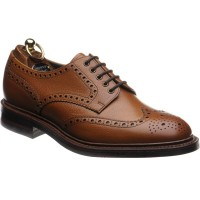 Kendal  rubber-soled brogues