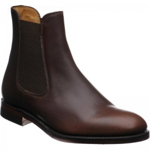 Herring Coltham in Brown Waxy Calf