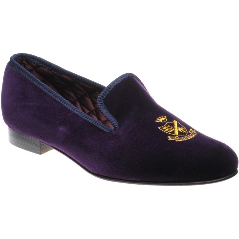Herring Monarch slippers