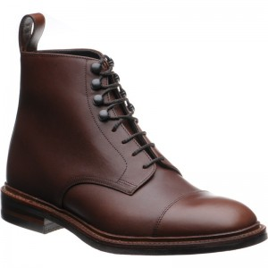 Herring Keswick (Rubber) in Brown Waxy