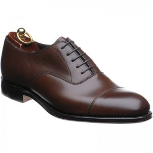 Herring Knightsbridge (oxford) in Tobacco Calf