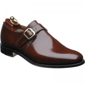 Herring Cardiff in Brown Polished