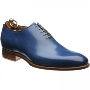 Chaucer in Blue Calf