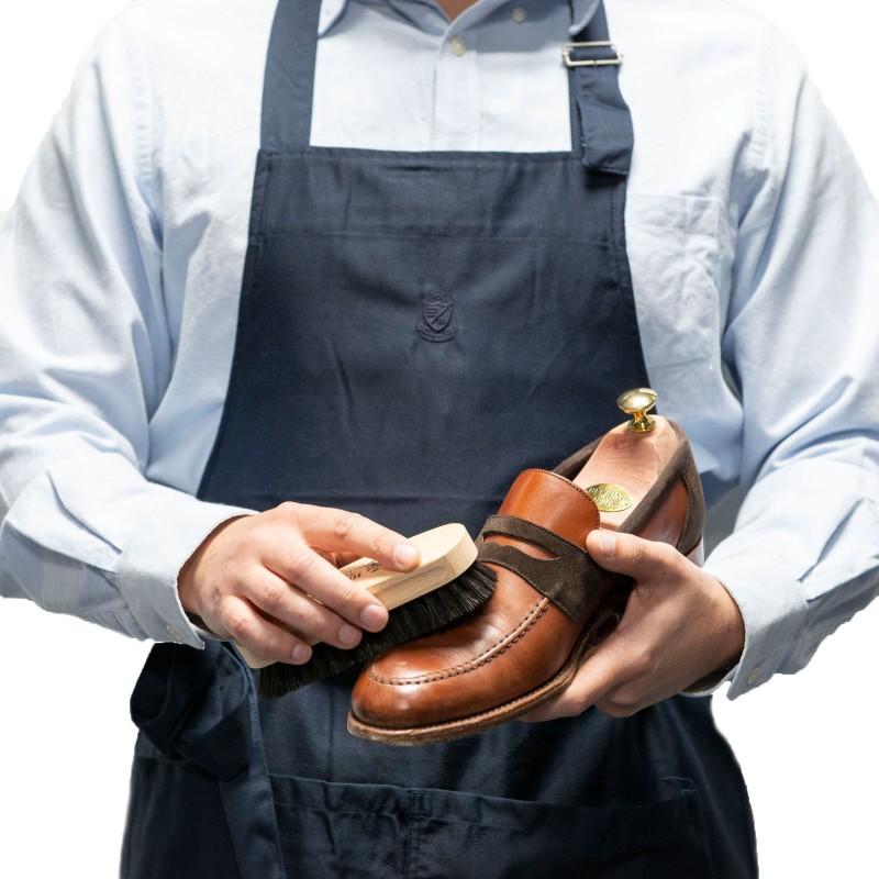 Herring Shoe Polishing Apron
