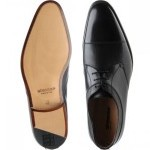 Cuneo two-tone Derby shoes