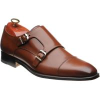 stemar genova in tan calf