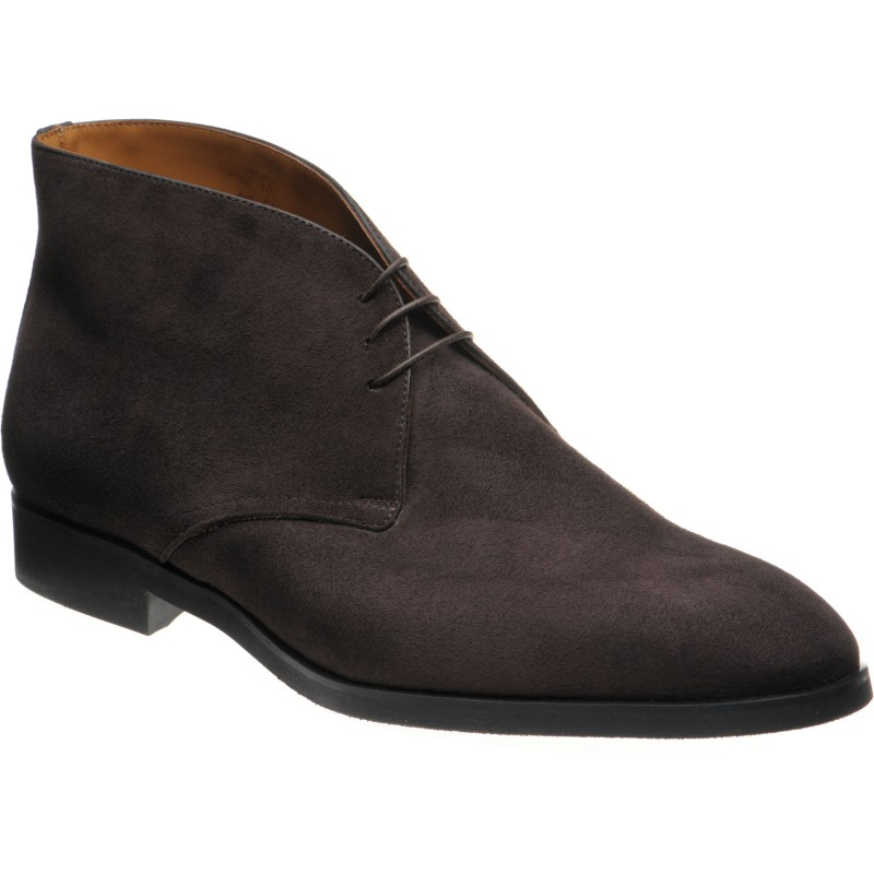 Ravenna rubber-soled Chukka boots