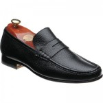 Sorrento rubber-soled loafers