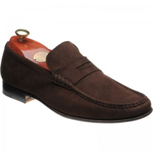 Sorrento in Brown Suede