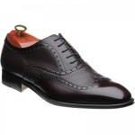 Trento two-tone brogues