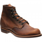 Red Wing Blacksmith rubber-soled boots