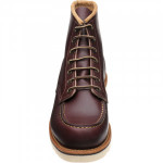 6-Inch Classic Moc rubber-soled boots