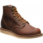 Red Wing Rover rubber-soled boots