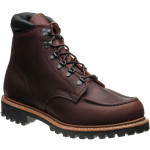 Red Wing Sawmill rubber-soled boots