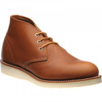 Red Wing Work Chukka rubber-soled Derby shoes