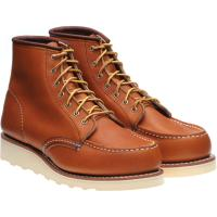 red wing ladies 6-inch classic moc in oro legacy leather