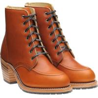 red wing ladies clara in oro legacy leather