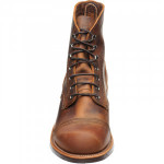 Iron Ranger rubber-soled boots
