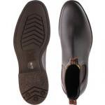 Gardener rubber-soled Chelsea boots