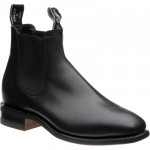 RM Williams Comfort Craftsman rubber-soled Chelsea boots
