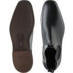 Comfort Craftsman rubber-soled Chelsea boots