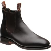 rm williams comfort craftsman in chestnut calf