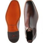 Chinchilla boots