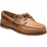 Sperry A/O Original rubber-soled Derby shoes