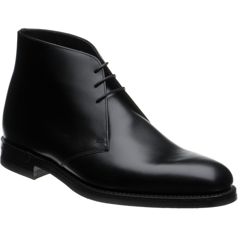 Loake Pimlico rubber-soled Chukka boots