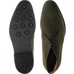 Pimlico rubber-soled Chukka boots