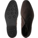 Loake Pimlico rubber-soled Chukka boots