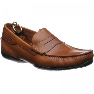 Loake Moss in Tan Calf