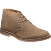 loake sahara in tan suede