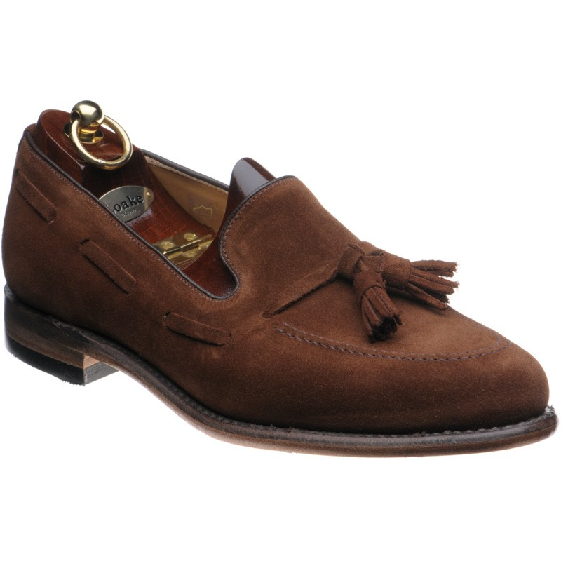 Lincoln in Polo Suede at Herring Shoes