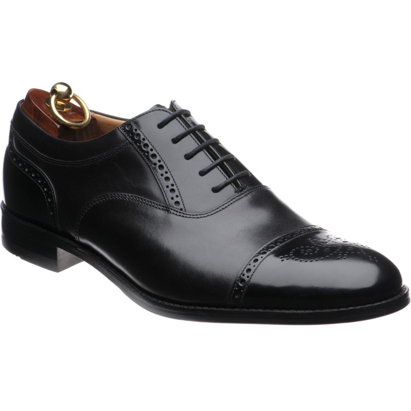 Loake Woodstock semi-brogues