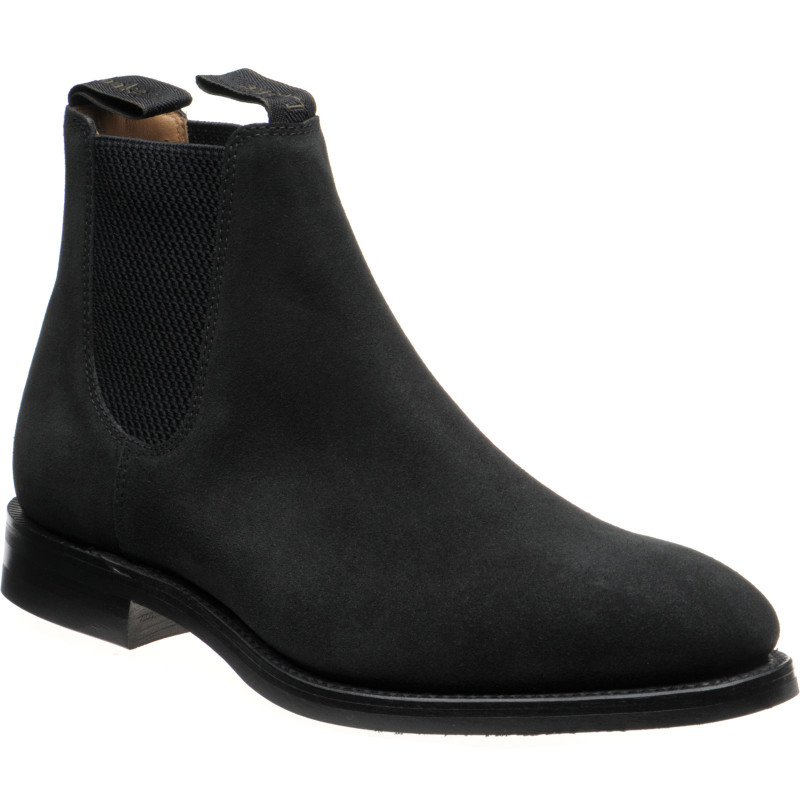 Chatsworth  rubber-soled Chelsea boots