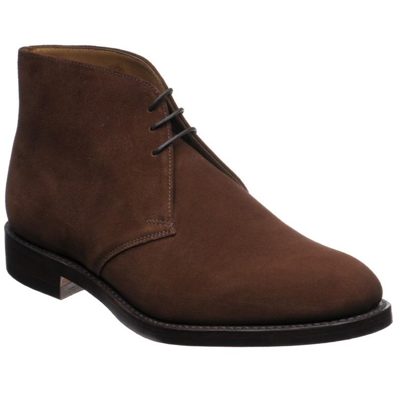 Loake Kempton   rubber-soled Chukka boots