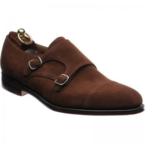 loake cannon in polo suede