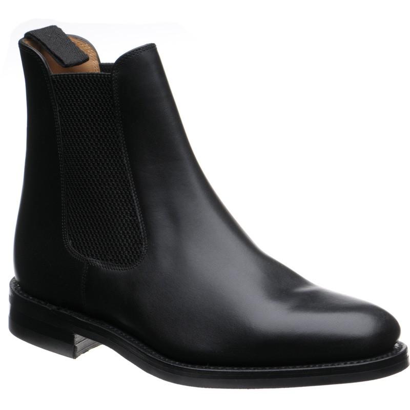 Loake Blenheim rubber-soled Chelsea boots