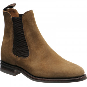 Hickstead in Tan Suede