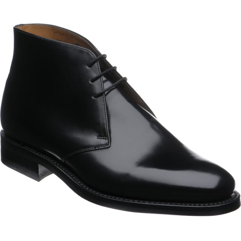 Loake 209B rubber-soled Chukka boots