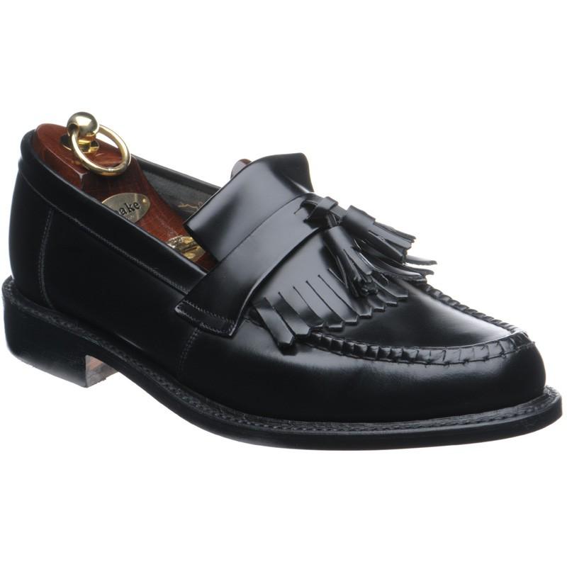 Loake Brighton tasselled loafers