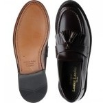 Loake Brighton tasselled loafers