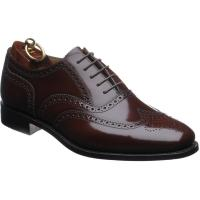 loake 202 in brown polished