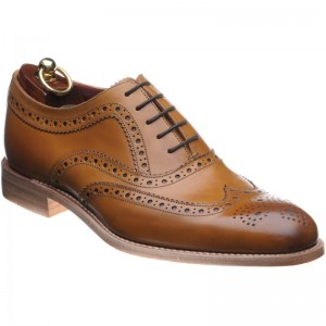 loake fearnley in tan calf