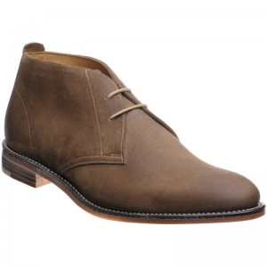 Loake Rhodes in Tan Oiled