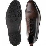 Loake Hyde rubber-soled boots