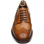 Loake Chester  rubber-soled brogues