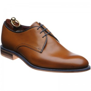 loake drake in tan calf